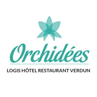 ∞Les Orchidées, 3 star hotel with pool in Verdun